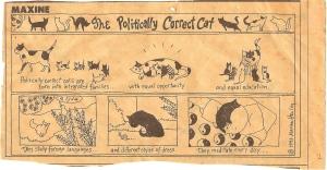 Thepoliticallycorrectcat