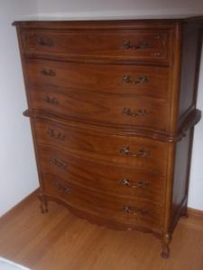 Dresser - tall